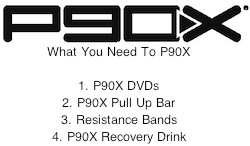 What You Need To Do P90X