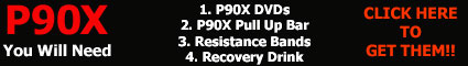 What You Need For P90X