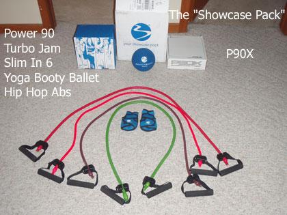 P90X Showcase Pack