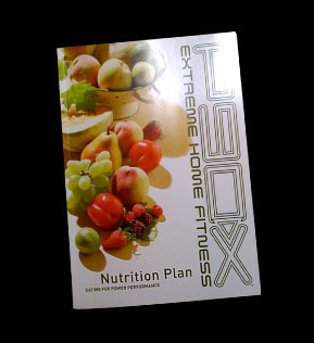 P90X Nutrition Plan