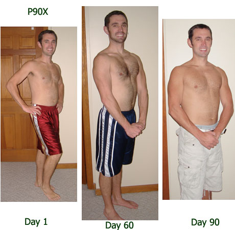 P90X Workout Review: It Changed My Life - Brad Gibala