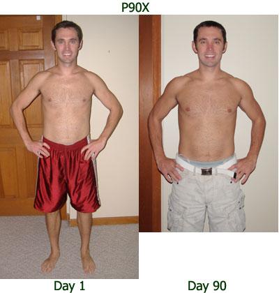 P90X Workout Review: It Changed My Life - Brad Gibala