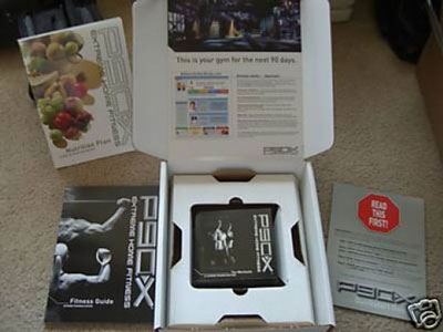 Original P90X Packaging