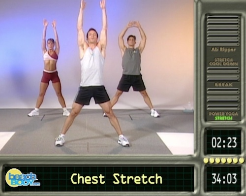 Power 90 Sweat 1 - 2