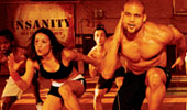 Insanity Workout Deluxe