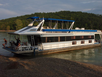 Kentucky Houseboat