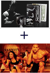 P90X And Insanity