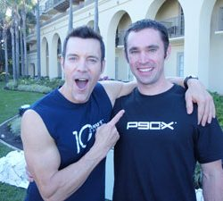 Tony Horton & Me