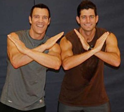 Paul Ryan P90X Tony Horton