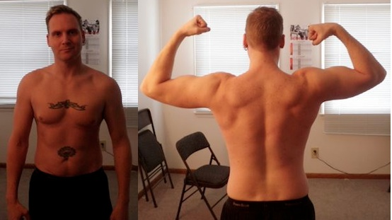 Will's New P90X Results