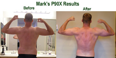 Mark P90X Results