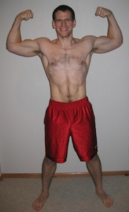Nick P90X Results Front