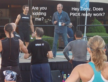 Does The P90X Workout Work?