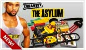 Insanity Asylum Workout Deluxe