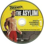 Insanity Asylum Workout Fit Test