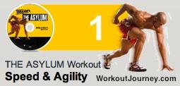 Insanity Asylum Speed Agility Workout