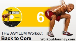 Insanity Asylum Back To Core Workout