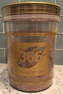 Shakeology 365er 2 Year Storage Canister