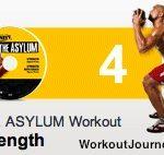 Insanity Asylum Strength Workout