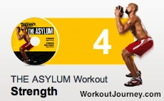 Insanity Asylum Strength Workout
