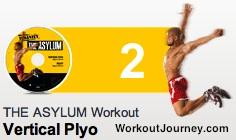 Insanity Asylum Vertical Plyo Workout
