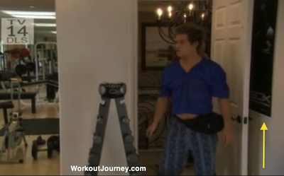 P90X Poster Workaholics