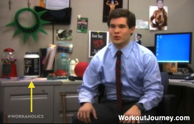 P90X Recovery Drink Workaholics