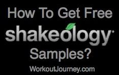 Free Shakeology Samples