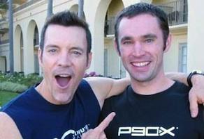 Tony Horton & Brad Gibala