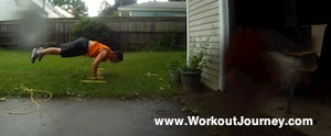 Insanity Asylum Speed Agility Workout Review Day 29