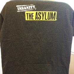 Insanity Asylum T-Shirt