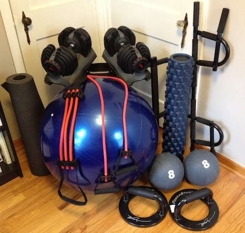 Equipment Needed P90X2 Workout