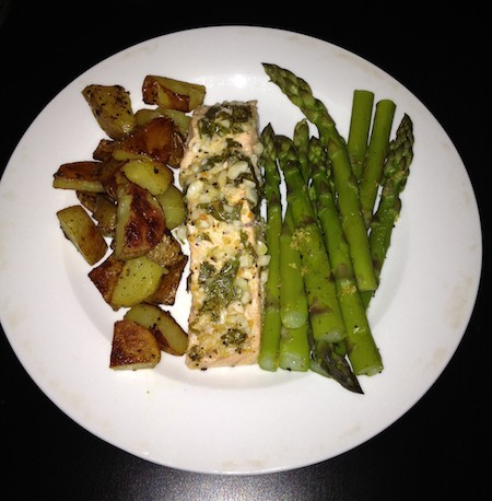 Day 1 Ultimate Reset Dinner