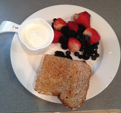 Day 4 Ultimate Reset Breakfast