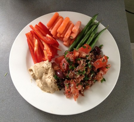 Day 5 Ultimate Reset Lunch