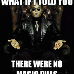 Morpheus Magic Pills