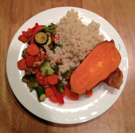 Beachbody Ultimate Reset Day 15 Dinner
