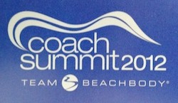 Beachbody Coach Summit 2012