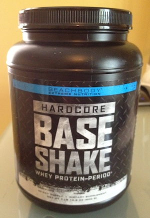 Beachbody Hardcore Base Shake