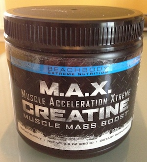 Beachbody Max Creatine