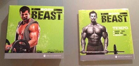 Body Beast Workout DVDS