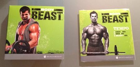 Body Beast Workout DVDS