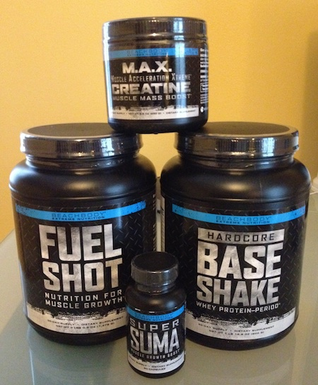 Body Beast Workout Supplements