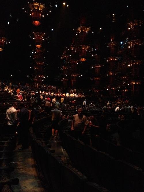 KA Cirque Du Soleil Theater