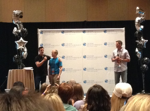 Tony Horton Meeting