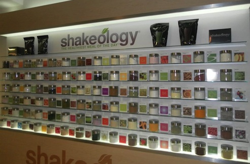Beachbody Shakeology Ingredients