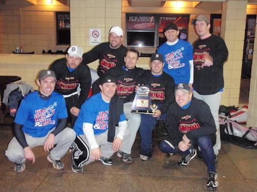 Jim Kelly & The Bills Softball
