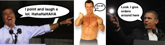 What Do P90X, Mitt Romney, & Barack Obama Have In Common?