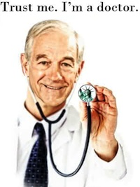 Dr Ron Paul