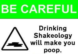 Does Shakeology Make You Poop